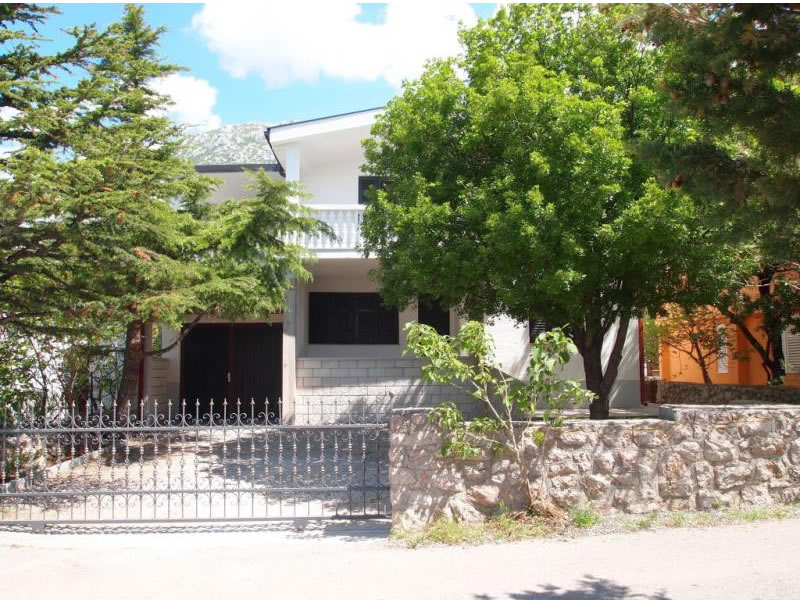 Croatia house for rent Karlobag Ribarica